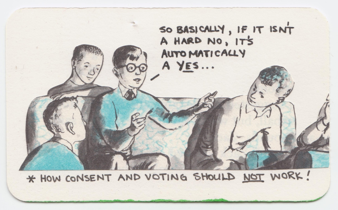 Consent and Voting